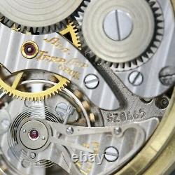 10k Gold Hamilton 23 Jewel 950B RAILWAY SPECIAL Pocket Watch Large 16s
