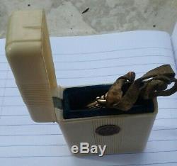 10kt 23 Jewel Hamilton Watch Co. RAILROAD SPECIAL 950B Pocket Watch ORIGINAL BOX