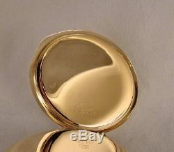 110 YEARS OLD HAMILTON 975 17j 14k SOLID GOLD HUNTER CASE 16s POCKET WATCH