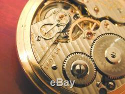 16s 21J Hamilton 992 Montgomery RR Pocket Watch