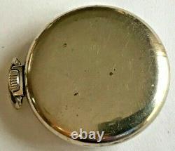 1910 Hamilton Railroad Grade 992 Pocket Watch 21j, 16s Gold Filled OF