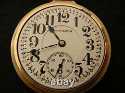 1917 HAMILTON 950 RR CLASSIC Watch Size 16 & 23J