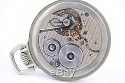1925 Hamilton 21 Ruby Jewel 992 RAILROAD Grade Pocket Watch Mechanical USA 16s