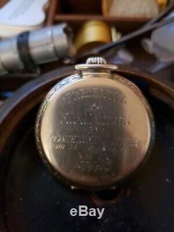 1930 Hamilton 12s grade 922 23 jewel