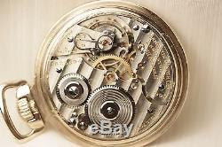 1938 Hamilton 992E Elinvar RAILROAD Mechanical Pocket Watch 21 Jewels 16s USA