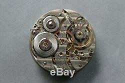 1939 23 Jewel Hamilton 950E Running & Keeping Time Movement with Dial & Hands
