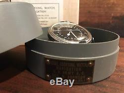 1942 Hamilton GCT 22j WWII 4992B Military Army Navigation Pocket Watch. 800 Case