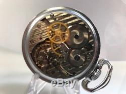 1944 Hamilton 4992B, 22J Military Navigational Pocket Watch