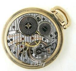 1953 Hamilton 950-B Railroad Pocket Watch 23J 16S ESTATE FIND Runs Strong