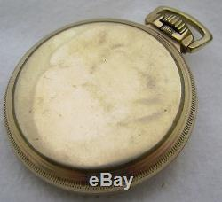 Antique 16s Hamilton 950 E Elinvar 23j 23 Jewel Railroad Rr Pocket Watch