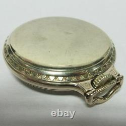 Antique 16s Hamilton 950 23j 10k Gold Filled Pocket Watch 1917