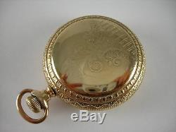 Antique 18s Hamilton 940 Rail Road pocket watch. Runs great & keeps time. 1901