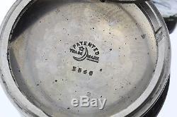 Antique 1906 Hamilton size 18s 17 Jewels Grade 927 Adjusted Pocket Watch