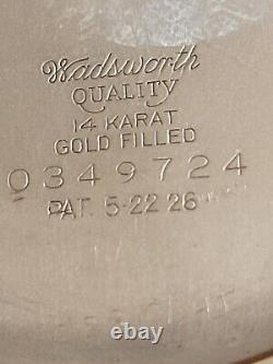 Antique 1927 Hamilton 992 Railroad Pocket Watch Size 16 21 Jewels