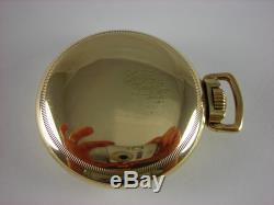 Antique Ball Hamilton 999 18s Canadian Rail Road pocket watch 19 jewels, 1906
