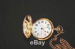 Antique Gold Hamilton Pocket Watch