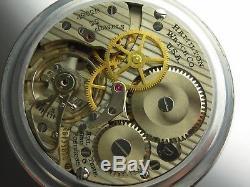 Antique Hamilton 16s 4992B 22 jewels Navigational pocket watch. Very nice