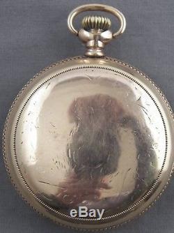Antique Hamilton 940, 18 Size, 21 Jewel, Railroad Pocket Watch