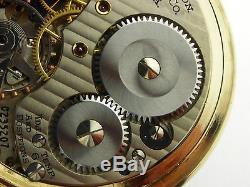 Antique Hamilton 992B 16s Railway Special pocket watch 1948 all original inc box