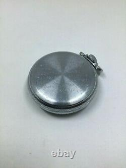 G. C. T. Hamilton Watch Company Pocket Watch AN-57401 Vintage