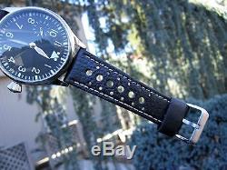 HAMILTON 917 POCKET WATCH Conversion to Wristwatch SERVICED