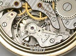 Hamilton 16 Size 23 Jewel Model 950B Pocket Watch. 159C