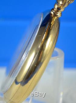 Hamilton 16s 21j 992 14kt SOLID GOLD case