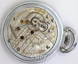 Hamilton 18size Grade 940 21 Jewel Pocket Watch from 1903