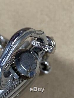 Hamilton 22 Jewel Gct 4992B Mov. W. 12k Gf Chain