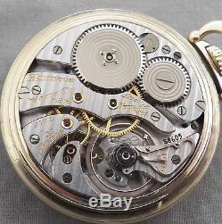 Hamilton 23 Jewel Railroad Pocket Watch, Model 950B