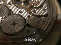 Hamilton 23j 16s 950B Railway Special Gold Filled Montgomery Dial Pocket Watch
