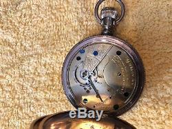 Hamilton 7 Jewel Pocket Watch