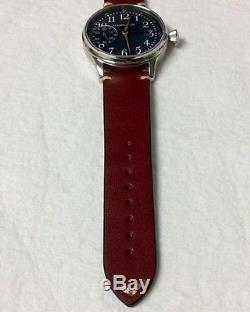 Hamilton 917 Pocket Watch Conversion Military Dial