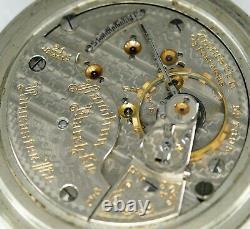 Hamilton 940 Pocket Watch