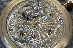 Hamilton 946 18 Size 23 Jewel Pocket Watch
