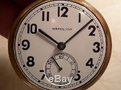 Hamilton 950 B 23 jewel