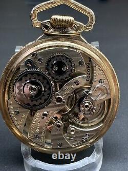 Hamilton 950 pocket watch