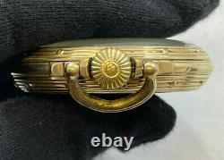 Hamilton 950B 23 Jewels c. 1942 Railway Special Mint Dial 10k GF Running