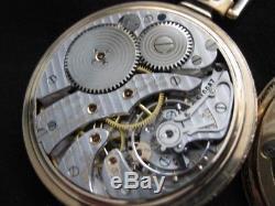 Hamilton 950B 23 jewel pocket watch