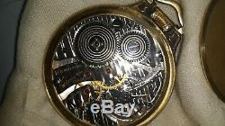 Hamilton 950B Pocket watch 23 jewels 16 size Railway Special