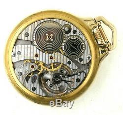 Hamilton 950B Railroad Pocket Watch 16S 23J MINTY CONDITION