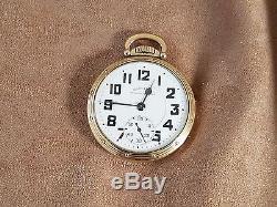 Hamilton 950B Railroad Pocketwatch
