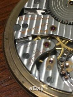 Hamilton 950b 23 Jewels Pocket Watch