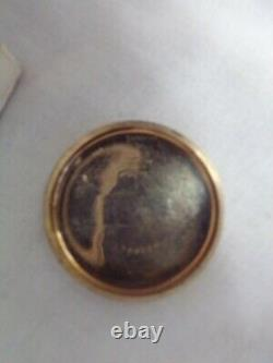 Hamilton 974 Gold Filled 1923 17j Pocket Watch NICE! A