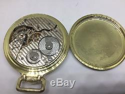 Hamilton 992 16s 21j Pocket Watch Collection All Three Model 5 Cases WOW