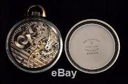 Hamilton 992-B New Old Stock with Original Box Railroad Pocket Watch