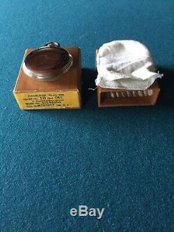 Hamilton 992B RR pocket watch