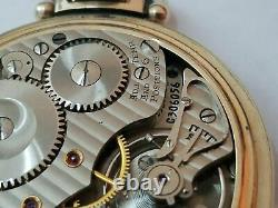 Hamilton 992b Rail Road Pocket Watch