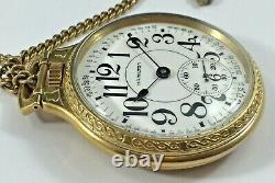 Hamilton Broadway Limited Modern Unitas 6497 892 Pocket Watch