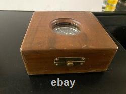 Hamilton GCT 4992B. In Original Wooden Box